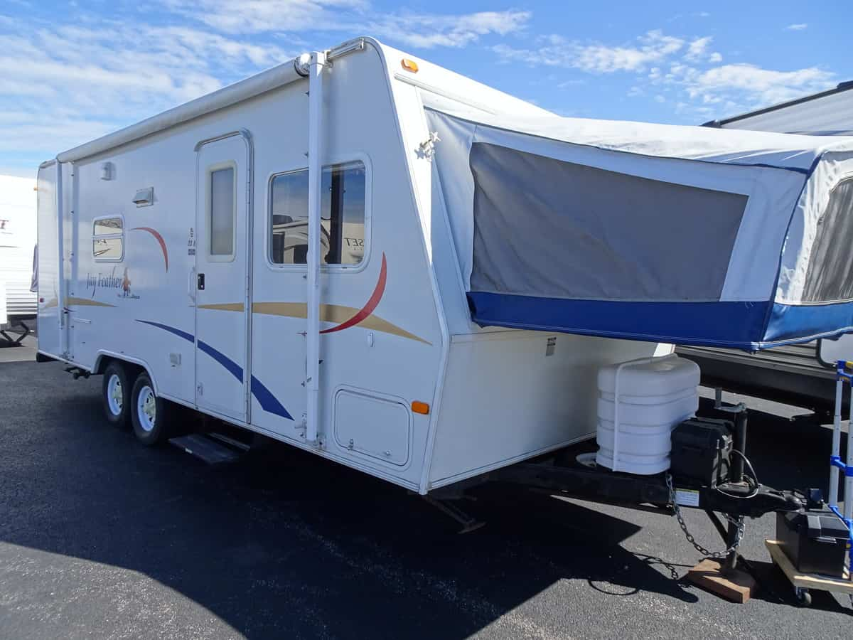 USED 2005 Jayco JAY FEATHER EXP 23 B - Rick's RV Center