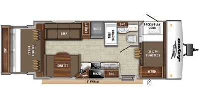 NEW 2021 Jayco Jay Feather X213