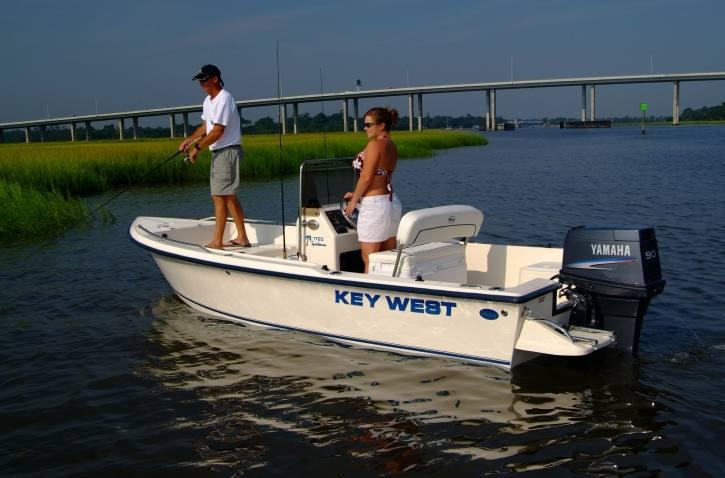 2017 Key West Boats, Inc. 1720CC - Sara Bay Marina