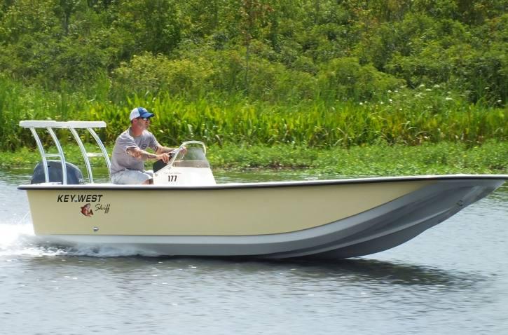 2017 Key West Boats, Inc. 177SKRF - Sara Bay Marina