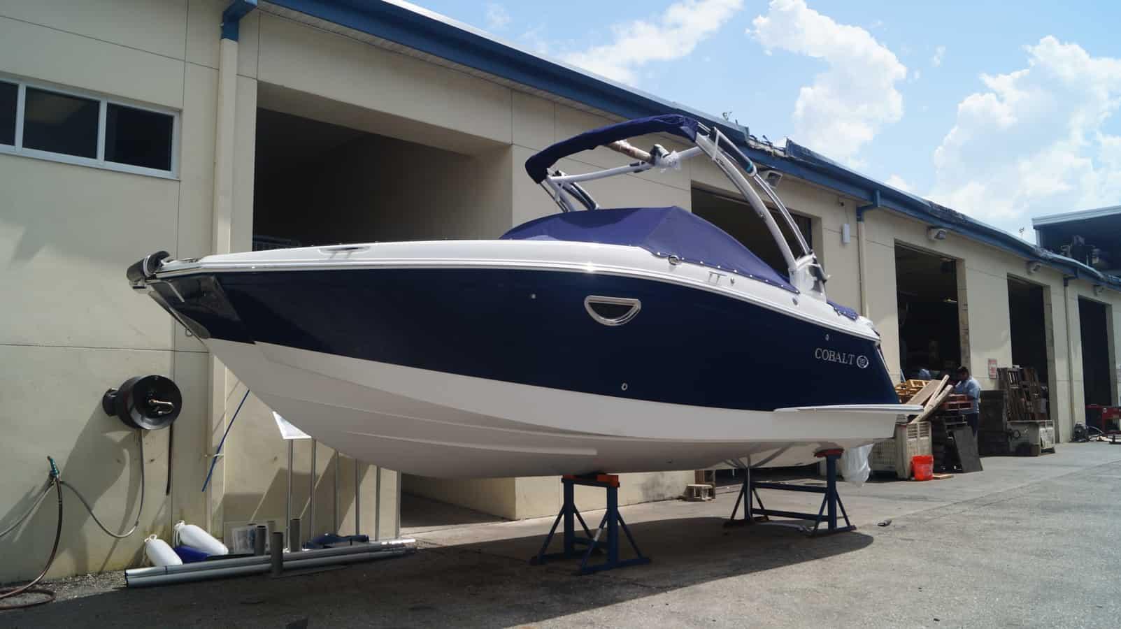 NEW 2019 Cobalt 23SC - Sara Bay Marina