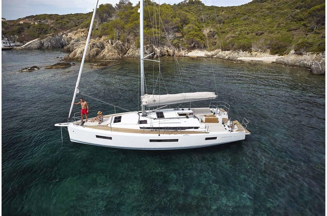 2019 Jeanneau Sun Odyssey 440 - Sara Bay Marina
