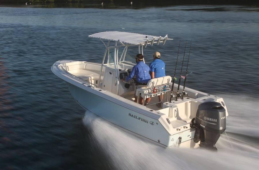 2017 Sailfish 220CC - Sara Bay Marina