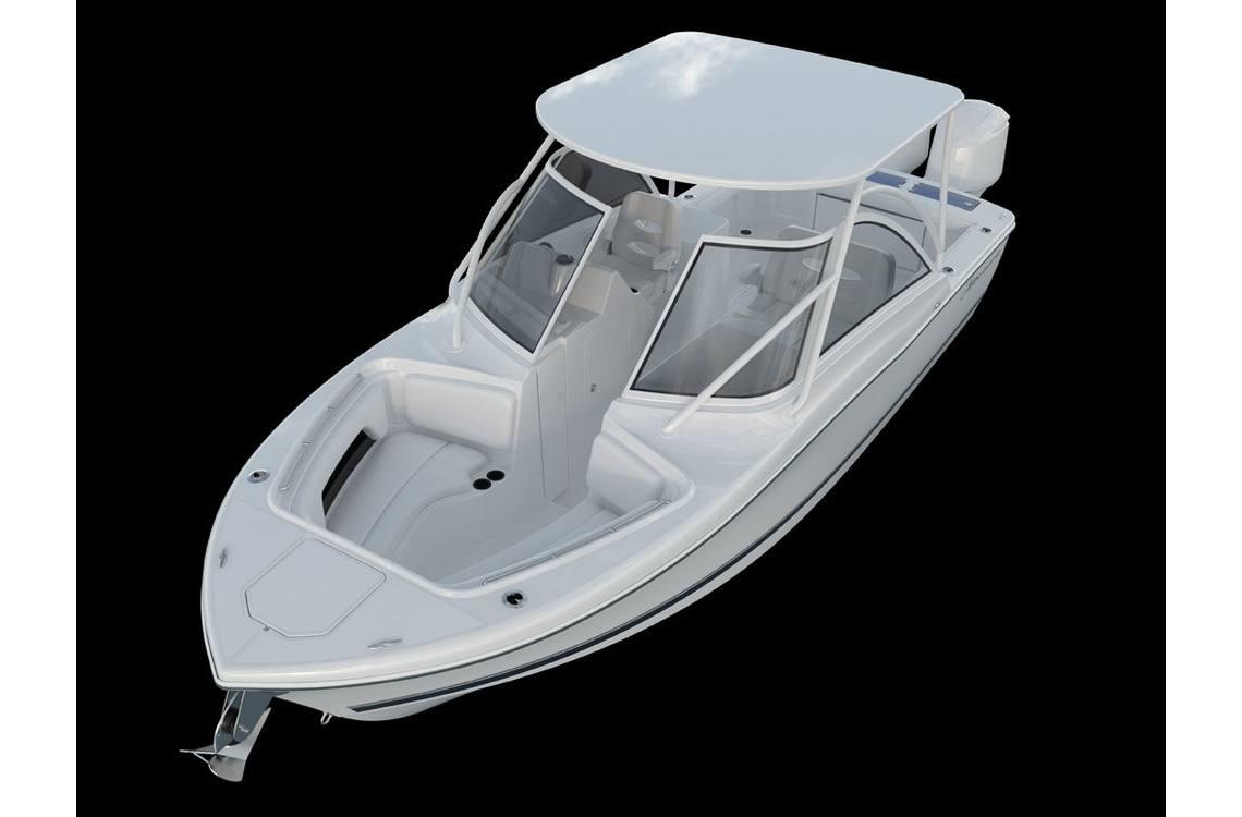 2019 Albemarle 27 Dual Console - Sara Bay Marina