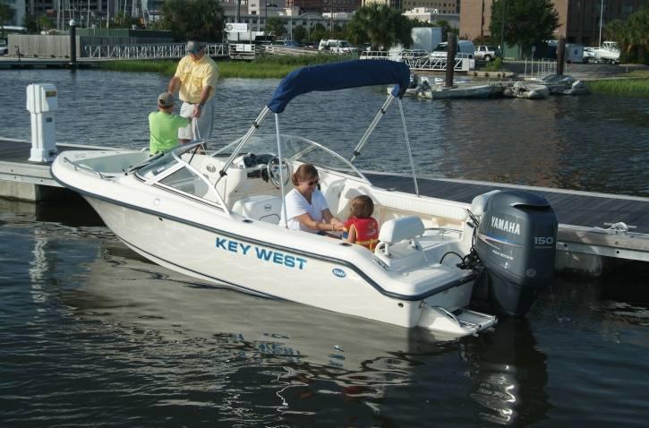 2017 Key West Boats, Inc. 186DC - Sara Bay Marina