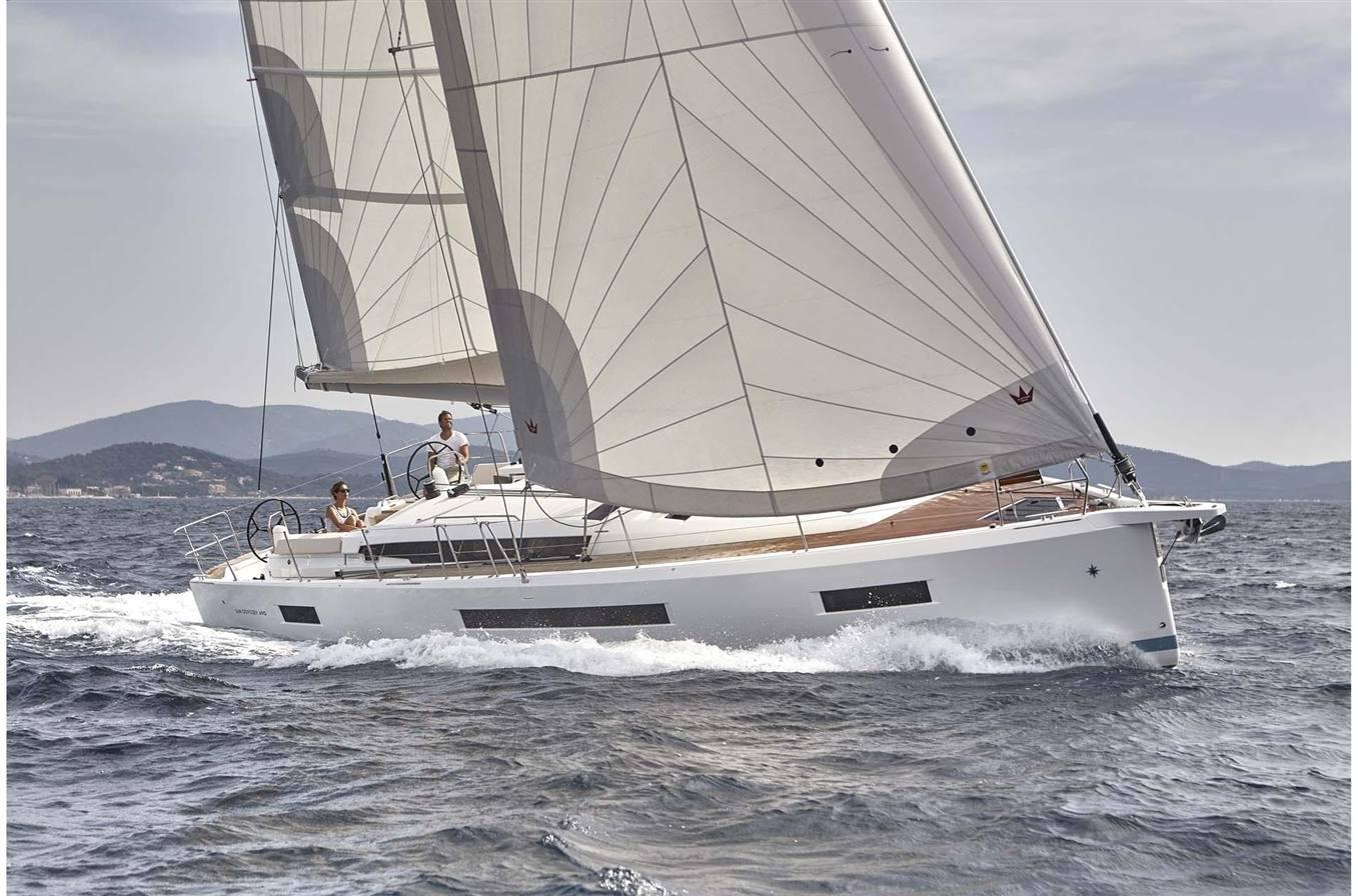 2019 Jeanneau Sun Odyssey 490 - Sara Bay Marina