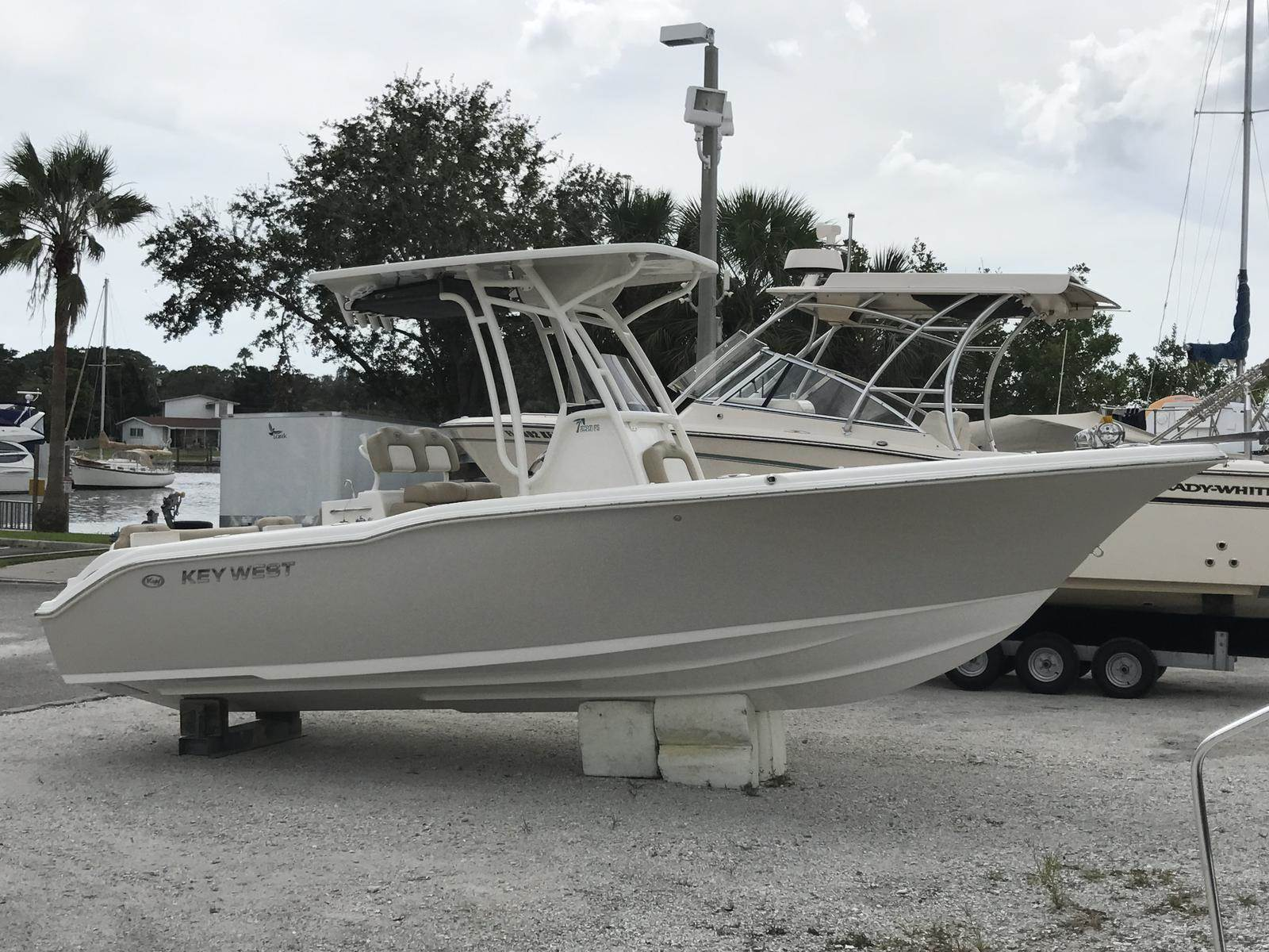 NEW 2018 Key West Boats, Inc. 239 FS - Sara Bay Marina