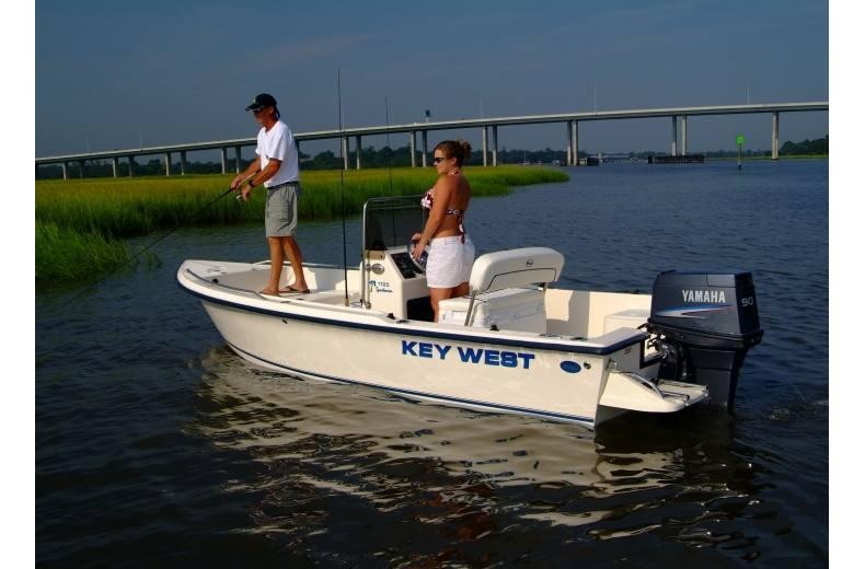 2019 Key West Boats, Inc. 1720CC - Sara Bay Marina