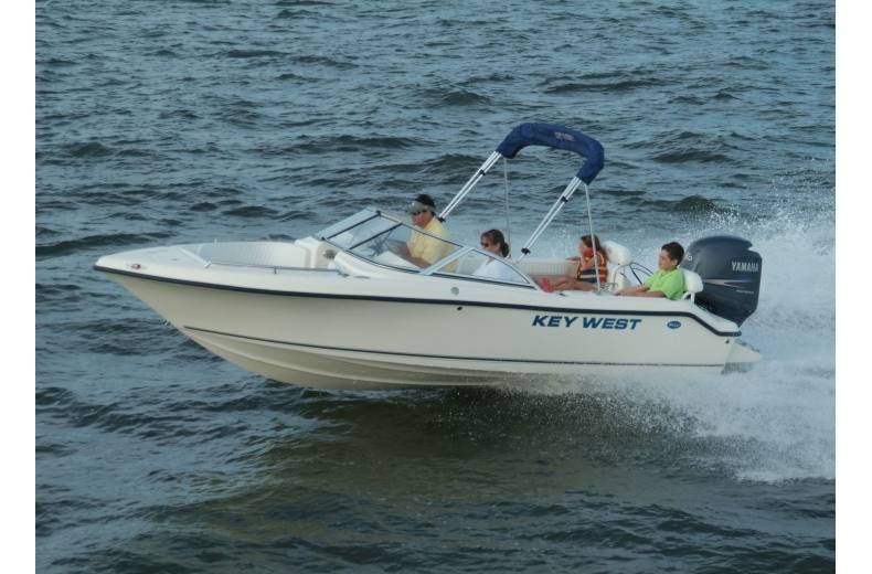 2019 Key West Boats, Inc. 186DC - Sara Bay Marina
