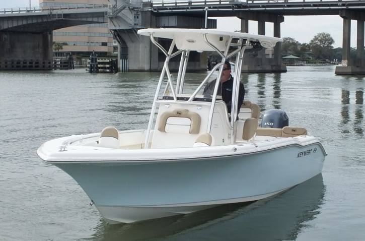 2017 Key West Boats, Inc. 219FS - Sara Bay Marina