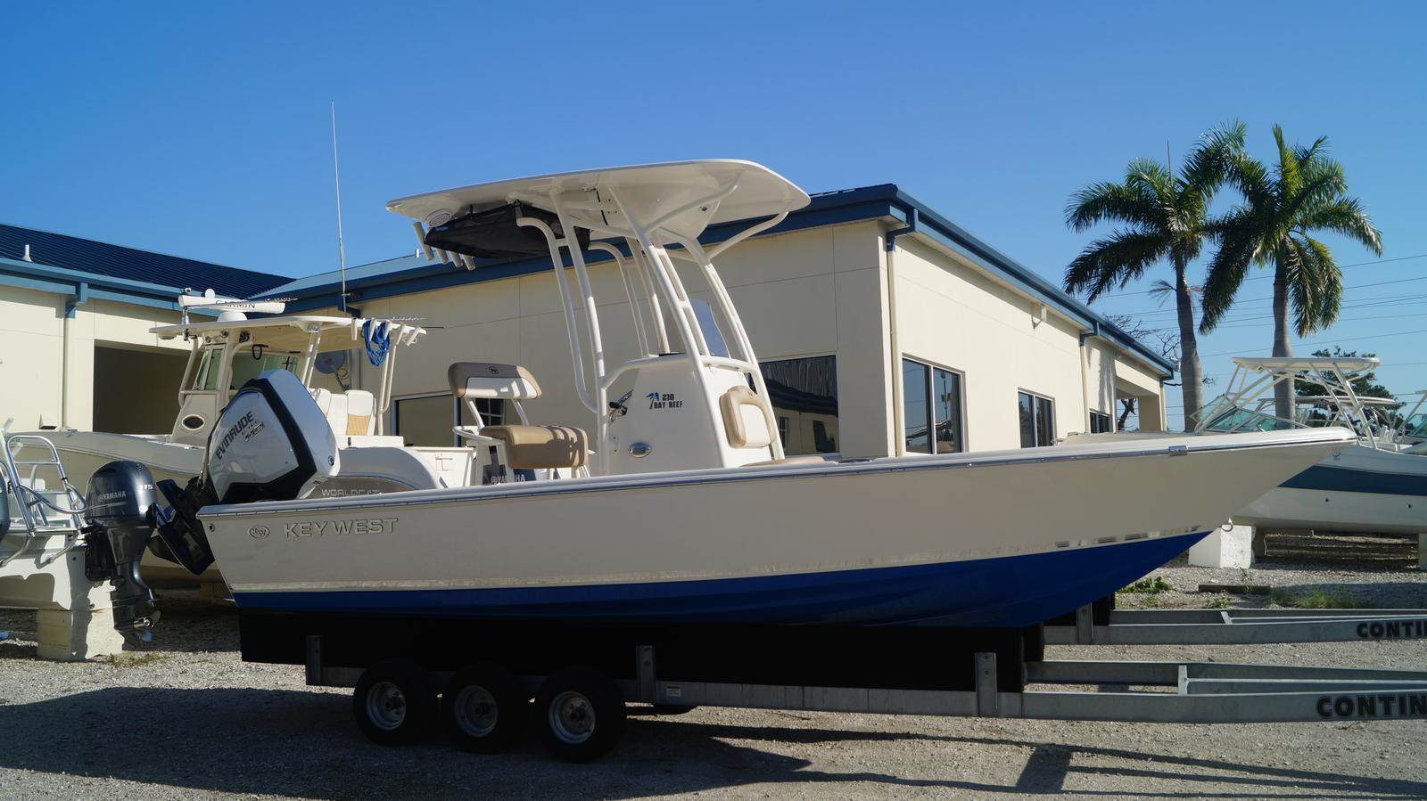 NEW 2019 Key West Boats, Inc. 210 BR - Sara Bay Marina