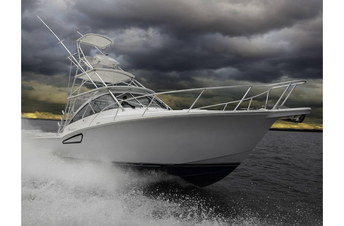 2019 Albemarle 36 Express - Sara Bay Marina