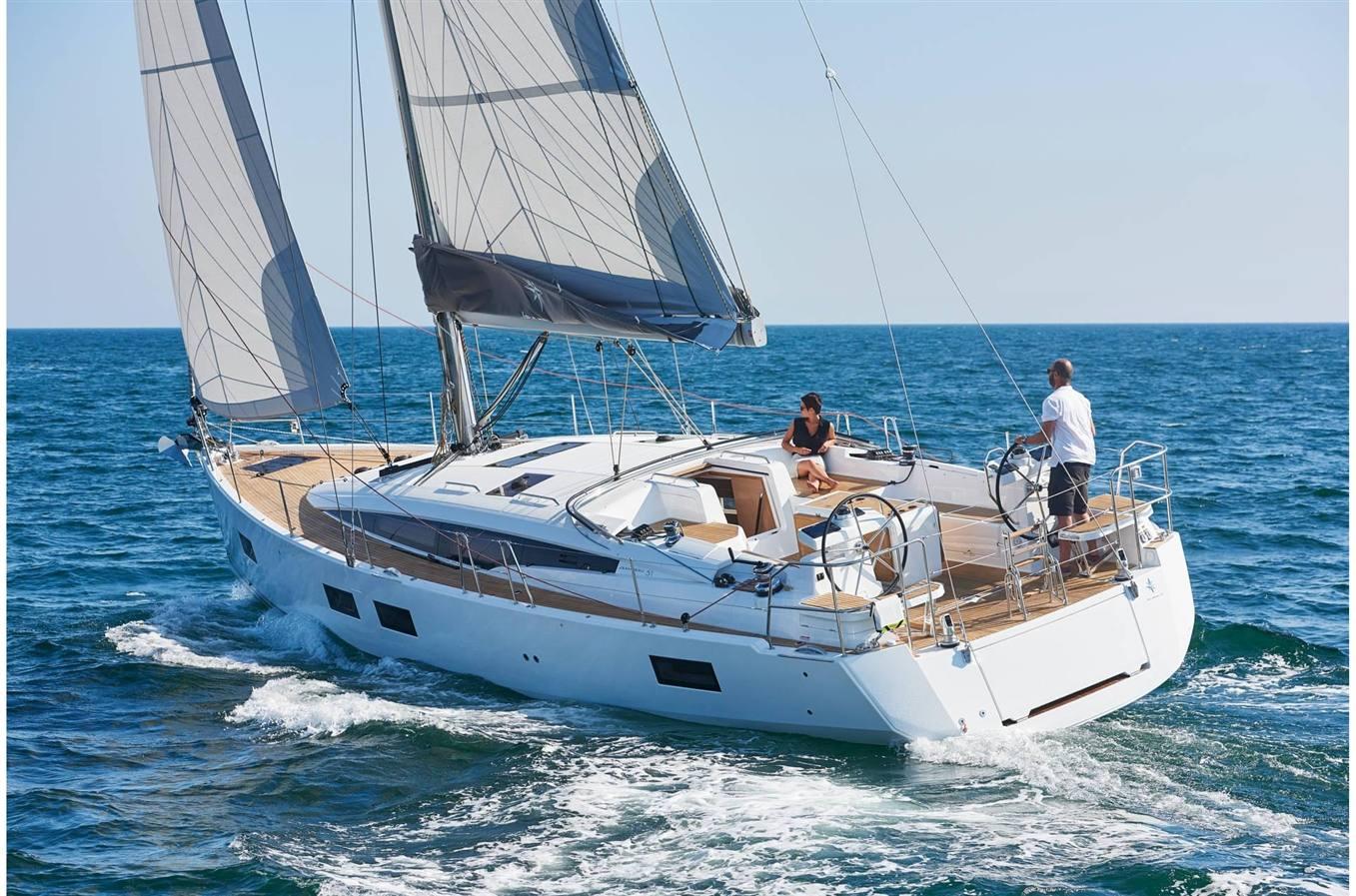 2019 Jeanneau Jeanneau 51 - Sara Bay Marina