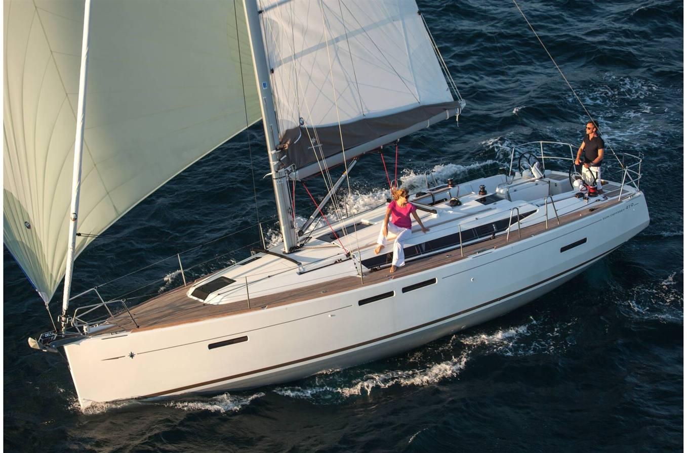 2019 Jeanneau Sun Odyssey 419 - Sara Bay Marina