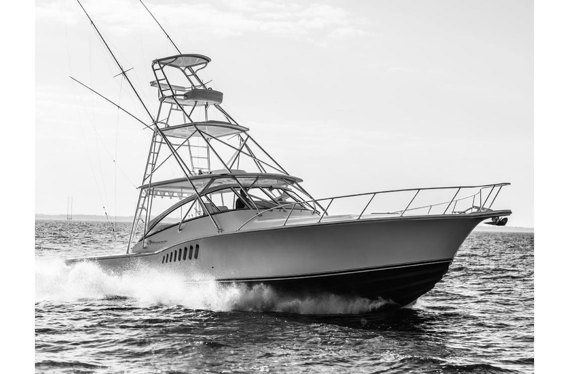 2019 Albemarle 41 Express - Sara Bay Marina