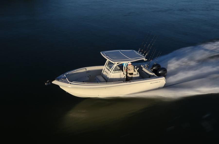 2017 Sailfish 270CC - Sara Bay Marina