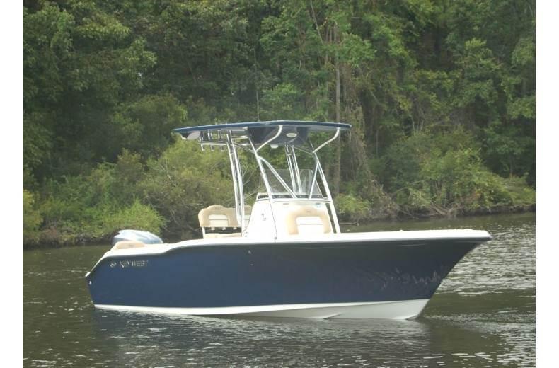 NEW 2019 Key West Boats, Inc. 239FS - Sara Bay Marina