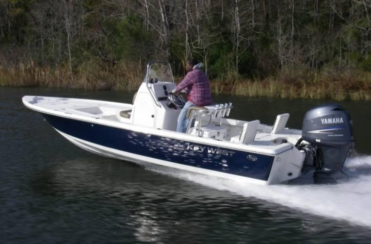 2017 Key West Boats, Inc. 210BR - Sara Bay Marina