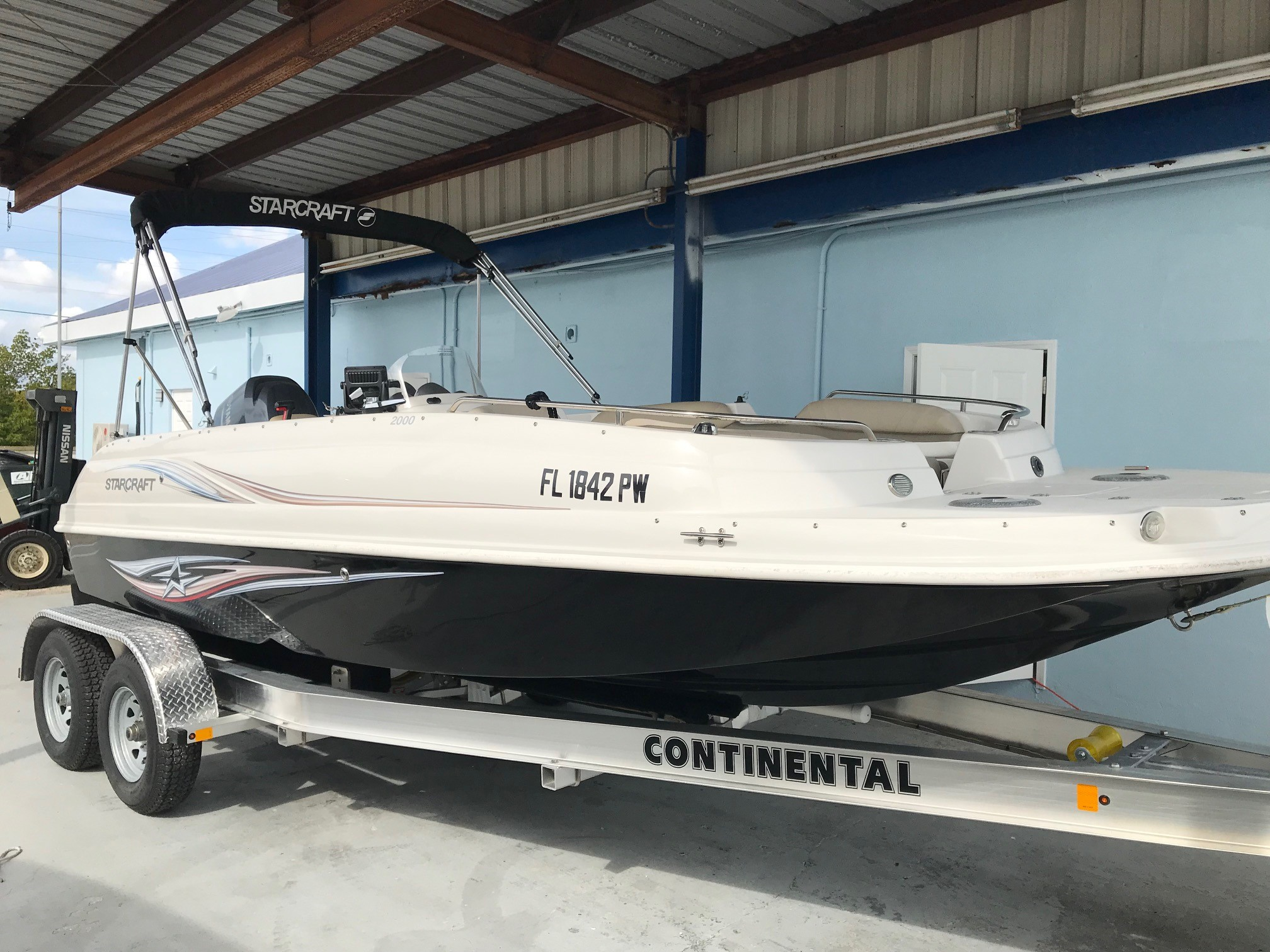 USED 2015 Starcraft Limited 2000 OB Fish - Sara Bay Marina