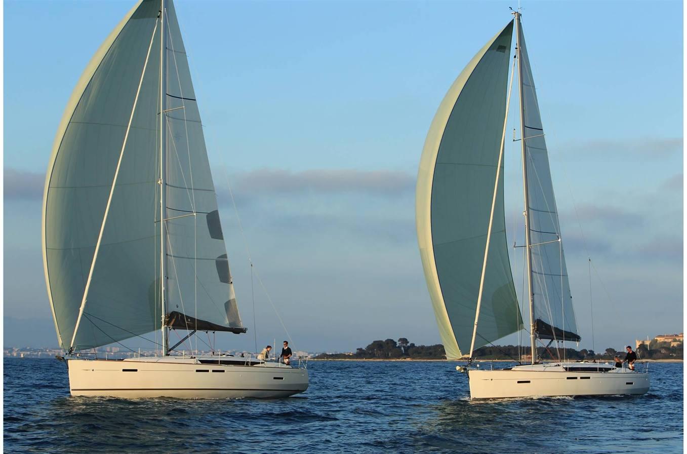 2019 Jeanneau Sun Odyssey 449 - Sara Bay Marina