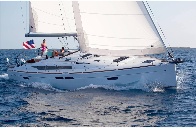 2019 Jeanneau Sun Odyssey 479 - Sara Bay Marina