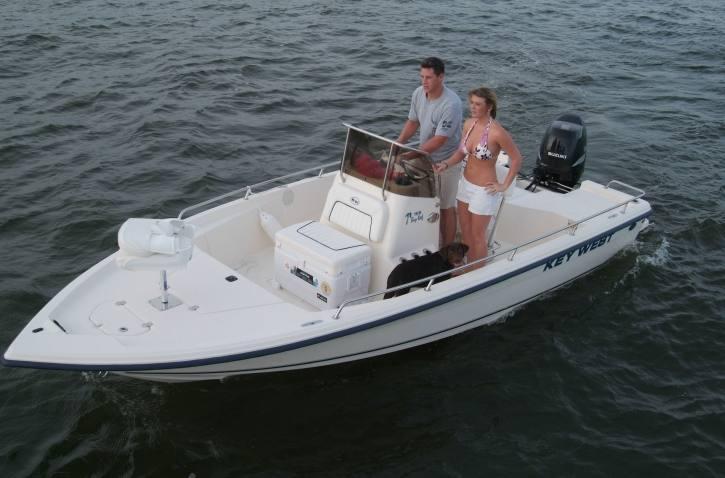 2017 Key West Boats, Inc. 186BR - Sara Bay Marina