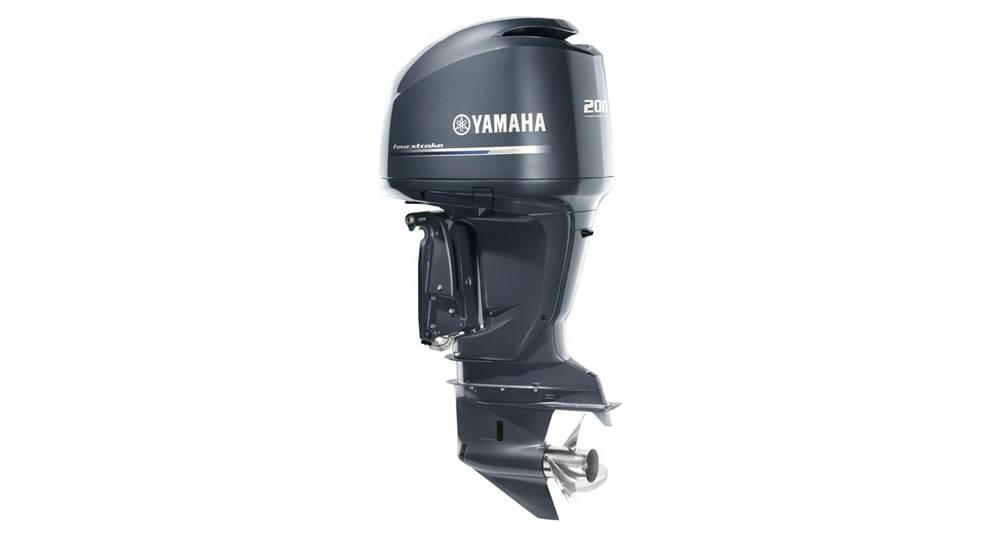 2019 Yamaha F200 V6 - 25