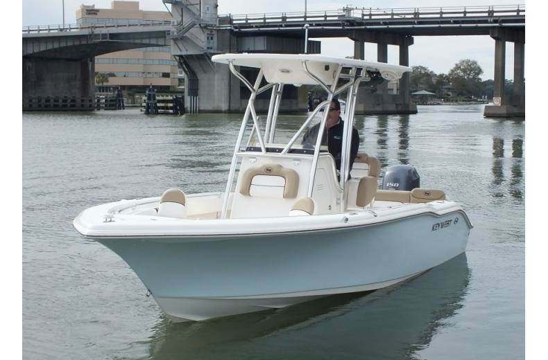 NEW 2019 Key West Boats, Inc. 219FS - Sara Bay Marina