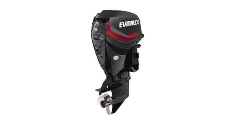 NEW 2018 Evinrude 115 H.O. - A115GHX Graphite - Sara Bay Marina