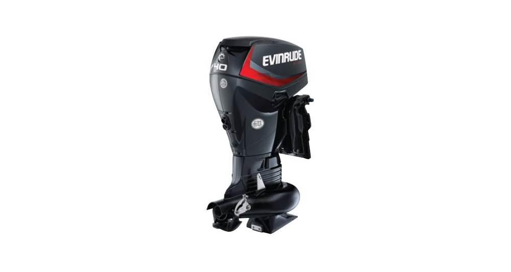 2018 Evinrude E40DPJL Graphite - Sara Bay Marina