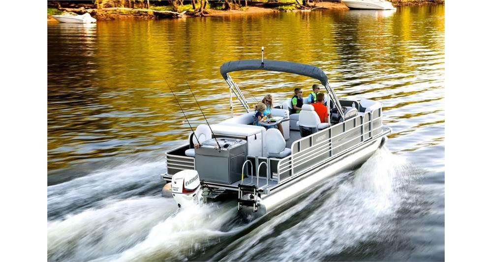 2018 Evinrude 90 HP - E90DSL White - Sara Bay Marina