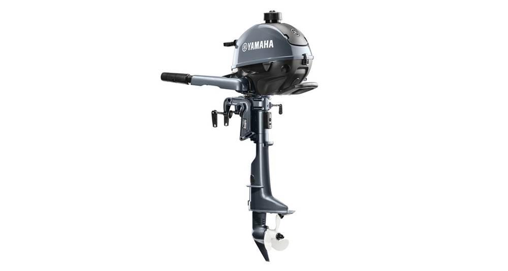 2018 Yamaha F2.5 Portable - 15