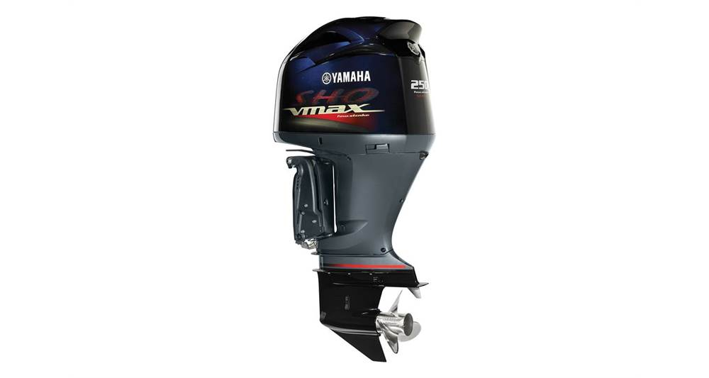 2018 Yamaha VF250 V6 V MAX SHO® - 20 in. Shaft - Sara Bay Marina