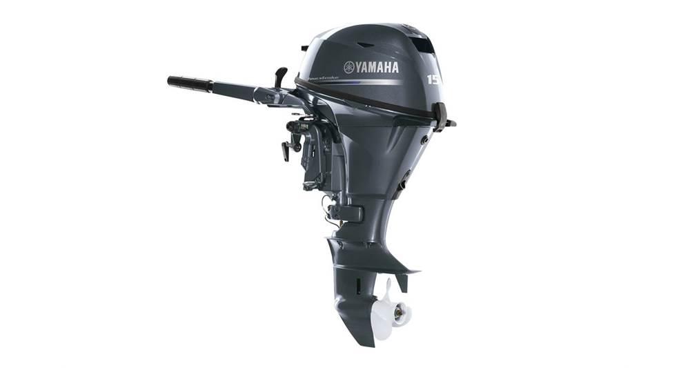 2019 Yamaha F15 Portable - 20