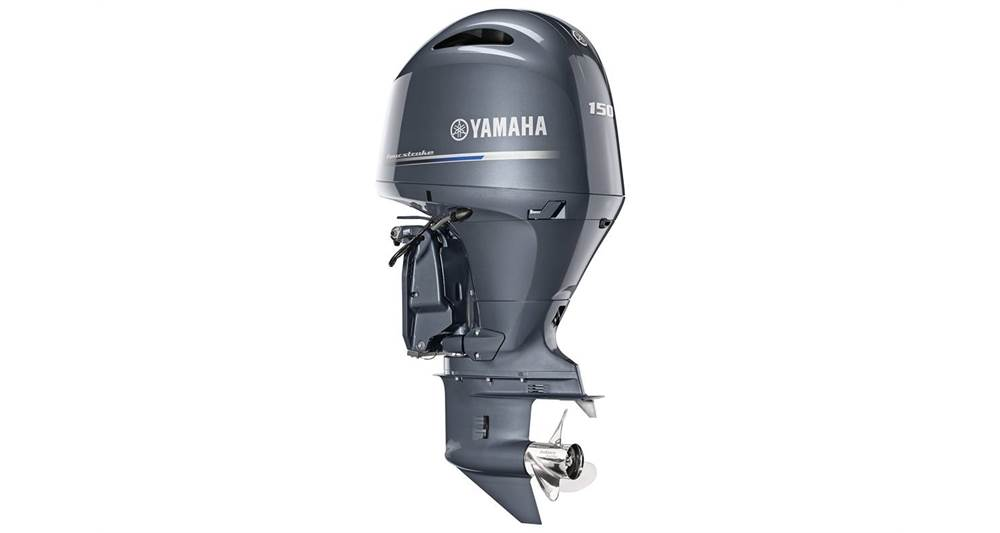 2018 Yamaha F150 In-Line 4 - 20