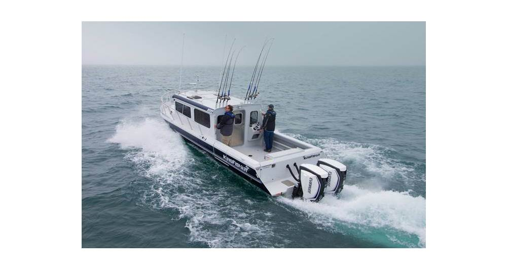 2018 Evinrude 250 HP - A250XC - Sara Bay Marina
