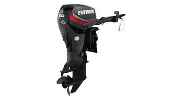 2018 Evinrude 60 HP - E60DGTL Graphite - Sara Bay Marina