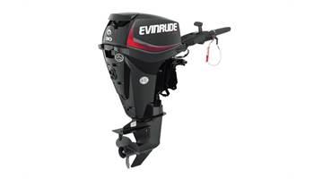 2018 Evinrude 30 HP - E30DRG Graphite - Sara Bay Marina