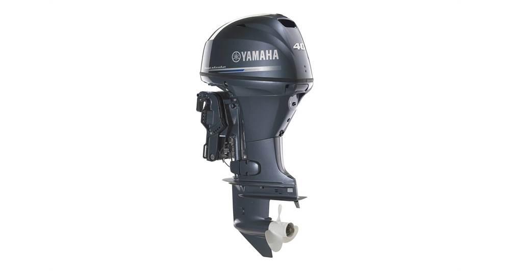 2019 Yamaha F40 Midrange - 20