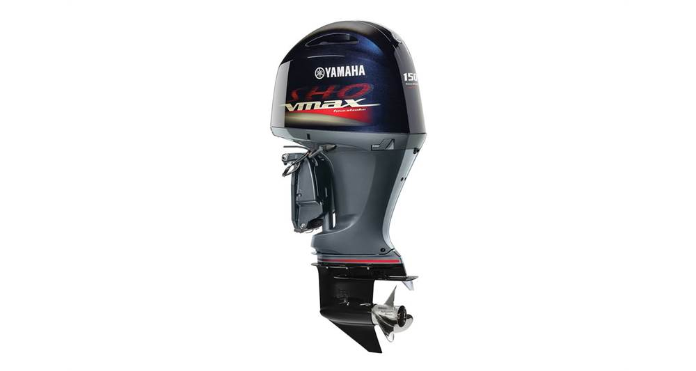 2018 Yamaha VF150 In-Line V MAX SHO® - 25 in. Shaft - Sara Bay Marina