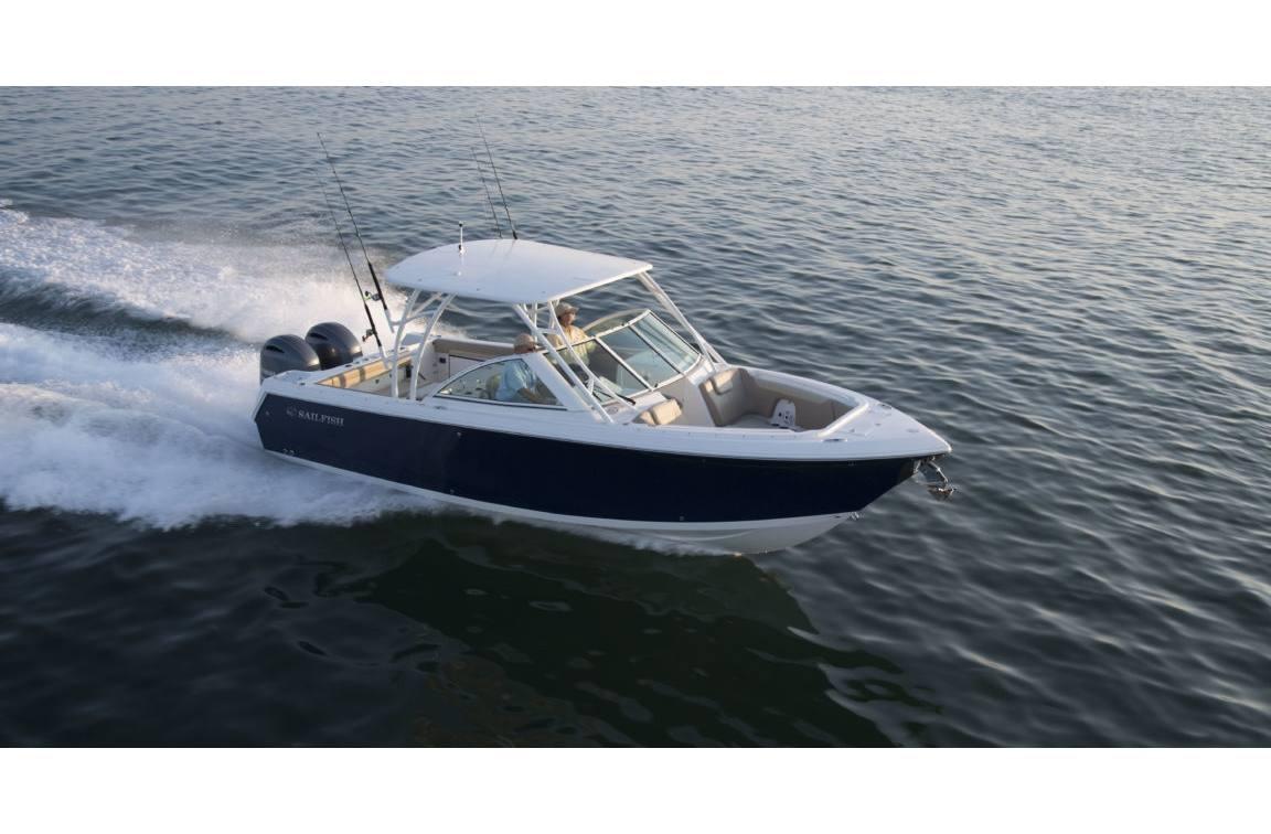 NEW 2019 Sailfish 275 DC - Sara Bay Marina