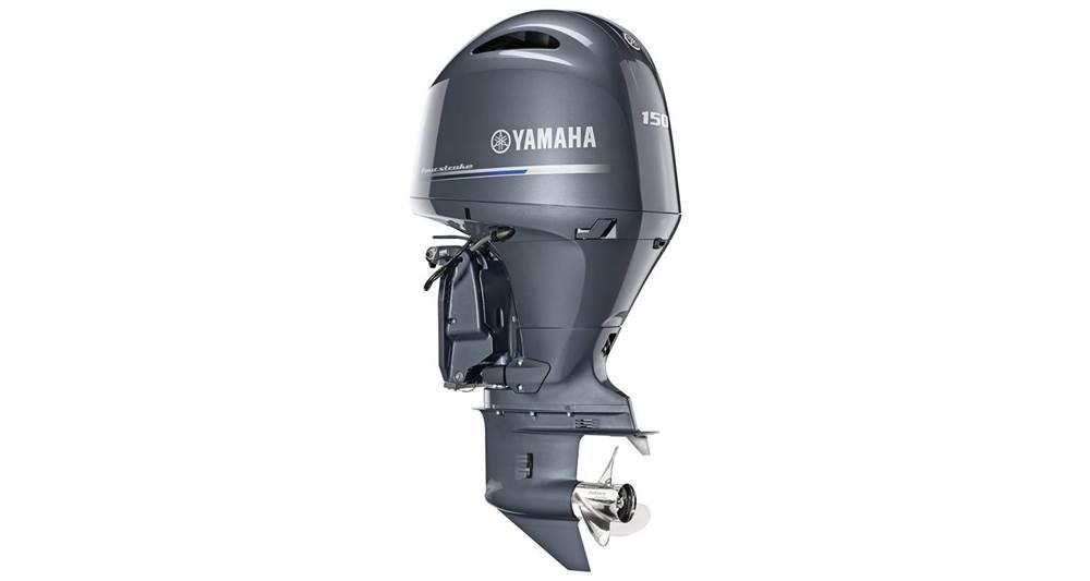 2019 Yamaha F150 In-Line 4 - 20