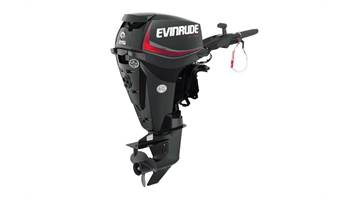 2019 Evinrude 25 HP - E25DGTE Graphite - Sara Bay Marina