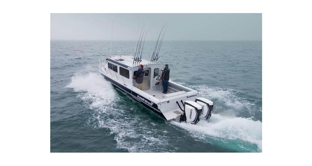 2018 Evinrude 250 HP - E250X - Sara Bay Marina