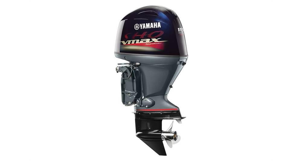 2018 Yamaha VF115 In-Line V MAX SHO® - 25 in. Shaft - Sara Bay Marina