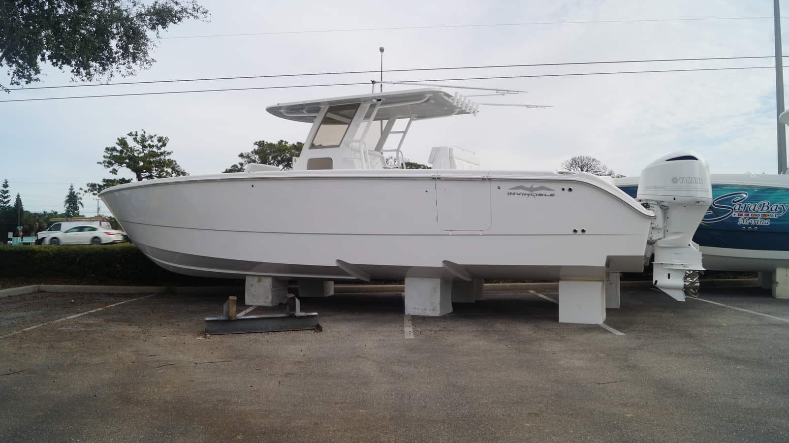 NEW 2019 Invincible 37 Catamaran - Sara Bay Marina