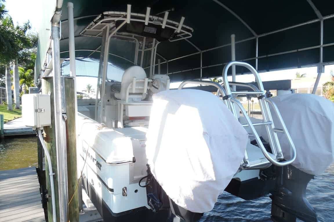 USED 2016 World Cat 230 Center Console - Sara Bay Marina