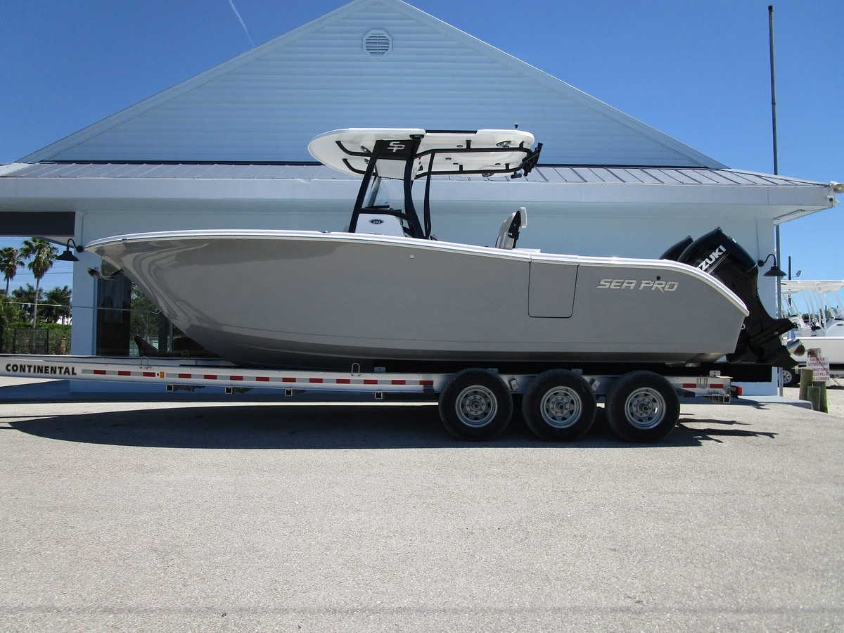 NEW 2019 Sea Pro 259CC - Sara Bay Marina