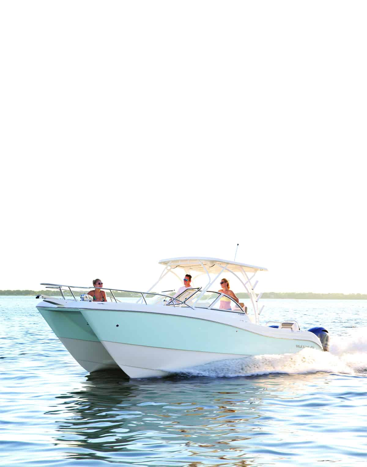 NEW 2019 World Cat 255DC - Sara Bay Marina
