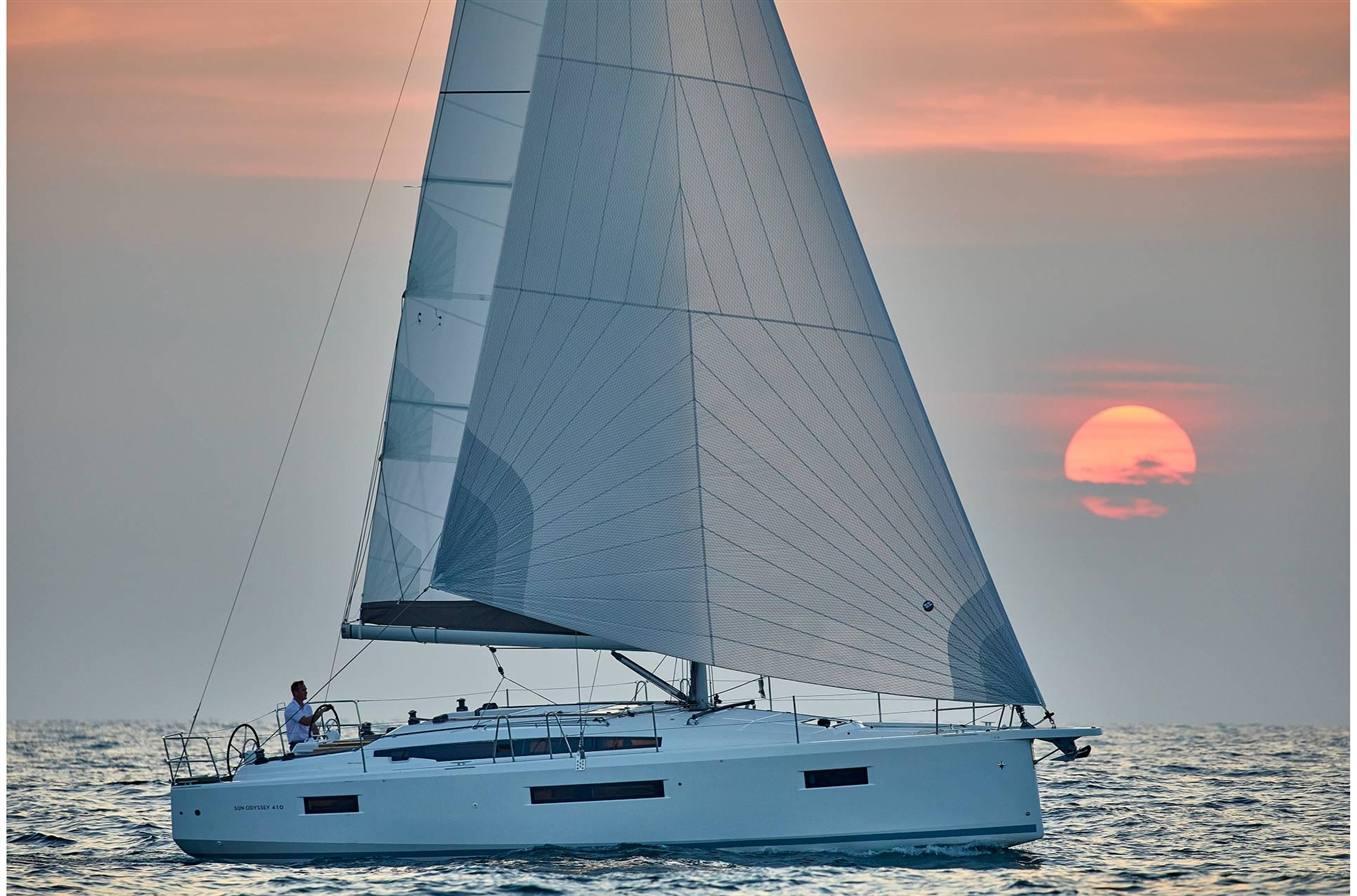 2019 Jeanneau Sun Odyssey 410 - Sara Bay Marina
